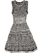 McQ by Alexander McQueen The Moulineknit Dress - Lyst