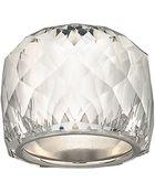 Swarovski Nirvana Crystal Ring - Lyst