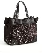 Juicy Couture Studded Velour Daydreamer Tote - Lyst