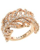 J.Crew Feather Ring - Lyst