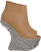 Jeffrey Campbell Wedge Boot - Lyst