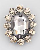 Panacea Crystal Brooch Pendant - Lyst