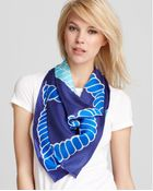Echo Vintage Knotted Ropes Scarf - Lyst