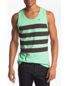 Hurley Motion Tank Top - Lyst