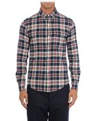 Band of Outsiders Long Sleeve Shirts - Lyst