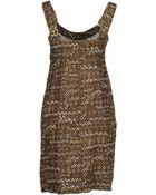 Weekend by Maxmara Short Dresses - Lyst