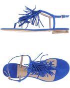 Emporio Armani Flip Flops - Lyst