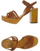 Carlo Pazolini Platform Sandals - Lyst