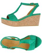 Coclico Wedge - Lyst