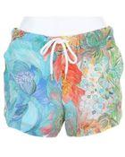 Maison Kitsuné Shorts - Lyst