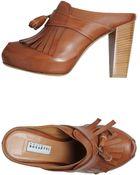 Fratelli Rossetti Platform Sandals - Lyst