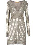 Farah Khan Fine Jewelry Short Dress - Lyst