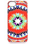 Mara Hoffman Pow Wow Iphone 5 Case - Lyst
