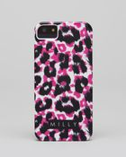 Milly Iphone 5/5S Case - Leopard Print - Lyst