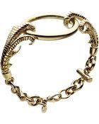 Shaun Leane Eagle Claw Bracelet - Lyst