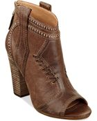Guess Womens Boots Olevar Booties - Lyst