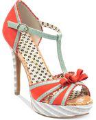 Jessica Simpson Britt Platform Sandals - Lyst