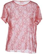 Paolo Pecora Blouse - Lyst