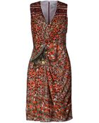 Altuzarra Knee-Length Dress - Lyst