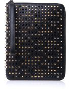 Christian Louboutin Cris Spike Ipad Case - Lyst