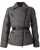 Gucci Padded Tweed Coat - Lyst