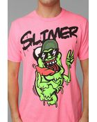 Urban Outfitters Slimer Tee - Lyst