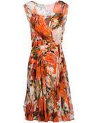 Erdem Knee-length Dress - Lyst