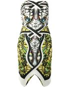 Peter Pilotto Alexa Printed Dress - Lyst