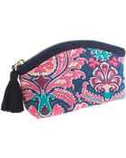 J.Crew Liberty Printed Small Pouch - Lyst