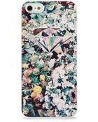 Blissfulcase Diamond Flower Iphone 5 / 5S Case - Lyst