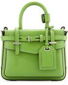 Reed Krakoff Boxer Micro Tote Bag Green - Lyst