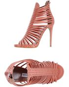 Tabitha Simmons Highheeled Sandals - Lyst