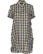 Aglini Short Sleeve Shirt - Lyst