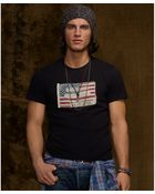 Denim & Supply Ralph Lauren Core Flag Graphic T-Shirt - Lyst