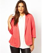 Asos New Look Inspire Textured Blazer - Lyst
