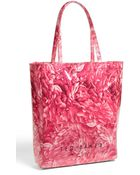 Ted Baker Holiday Rosette Ikon Tote - Lyst