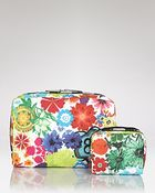 LeSportsac Cosmetic Case Printed Nylon - Lyst