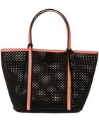 Innue' Large Leather Bag - Lyst