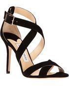 Jimmy Choo 'Lottie' Sandals - Lyst
