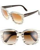 Tom Ford Christophe 53mm Sunglasses - Lyst