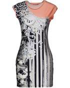 Emma Cook Short Dress - Lyst