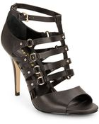 Ivanka Trump Maxy Strappy Leather Sandals - Lyst