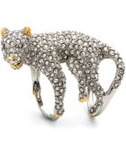 Alexis Bittar Moonlight Panther Ring - Lyst