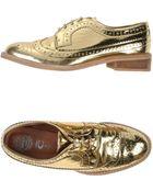 Jeffrey Campbell Lace-Up Shoes - Lyst