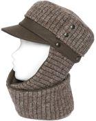L For Lazarus Lola Echapeau Hat & Scarf Combination - Lyst
