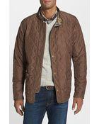 Barbour Men'S 'Hatton' Regular Fit Quilt Jacket - Lyst