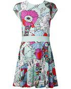 Mary Katrantzou 'Babel' Dress - Lyst