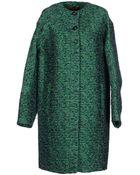 Proenza Schouler Coat - Lyst