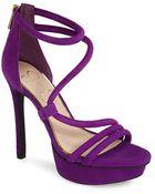 Jessica Simpson Women'S 'Caela' Platform Sandal - Lyst