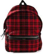 Saint Laurent Hunter Backpack - Lyst